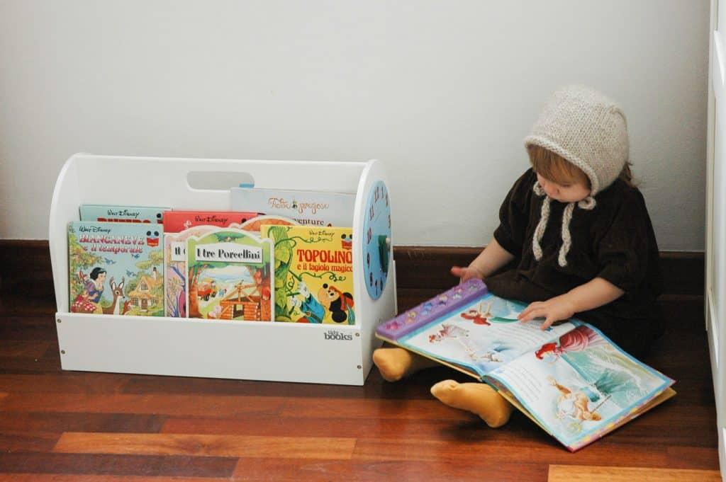 Cadeau pour enfant de 2 ans, cadeau pour tout-petits, boîte à livres Tidy Books