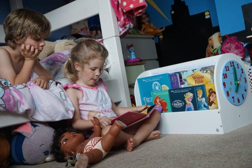 Les bénéfices de la lecture pour les enfants