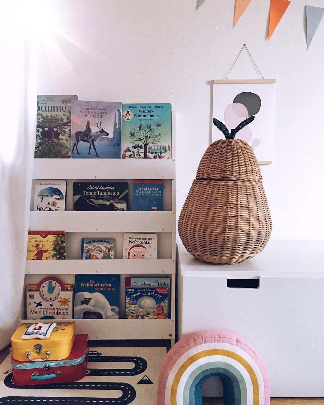 kon marie, kon mari enfants livres, marie kondo, rangement, livres pour enfants, bibliothèques pour enfant