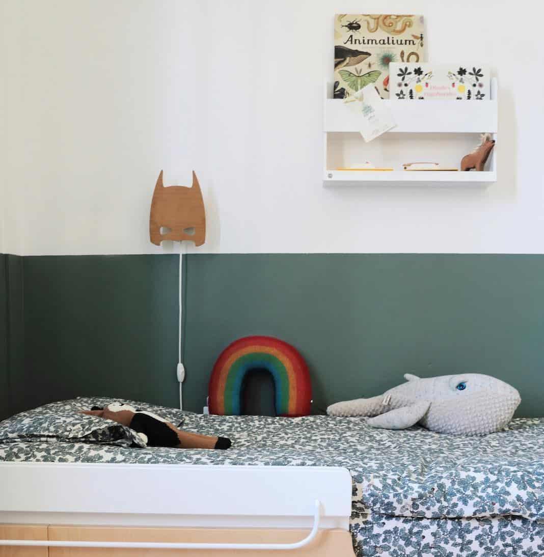 Comment les rangements pour lit mezzanine facilitent le travail à domicile
