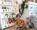 Les bébés aiment lire plus tôt qu'on ne l'imagine. Offrez-leur des livres pour bébés er une bibliothèque Tidy Books